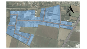 mapa satelital condominio industrial santa cruz