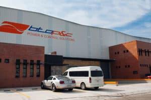 empresa btop&c instalado parque industrial