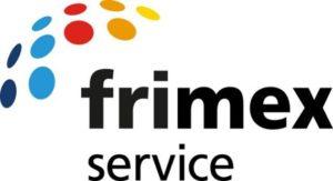 logo de empresa frimex service