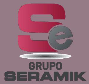 logo de empresa grupo seramik