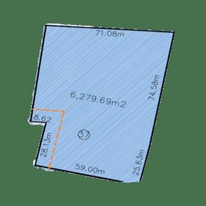 lote 37 mapa