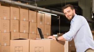 cajas mudanza empresa industrial