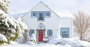 casa invernal