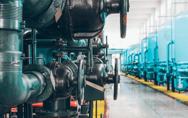 interior de bodega zona industrial