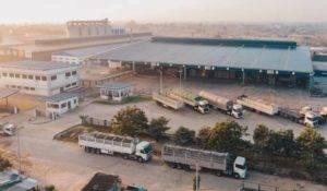transporte zona industrial
